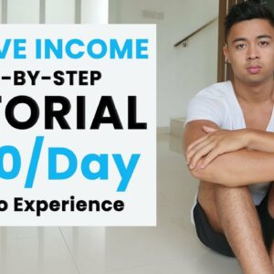 Passive Income Ideas For Beginners In 2021 (Step by Step)