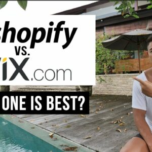 Shopify vs. Wix: Which Is Best for eCommerce and Dropshipping?