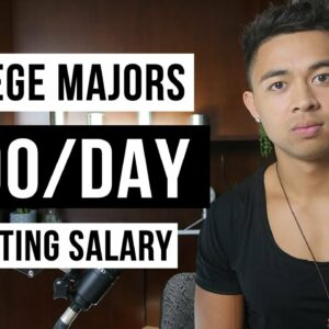 10 College Majors With the Best Starting Salaries (In 2021)