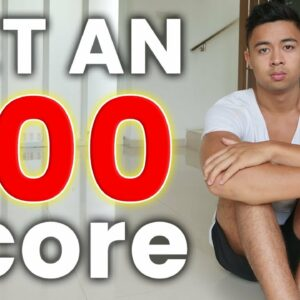 How To Get a Perfect Credit Score FAST!