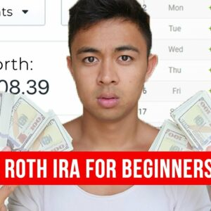 How To Invest Roth IRA For Beginners 2021 (Tax Free Millionaire)