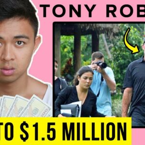 How Tony Robbins Made Me $1.5 Million In 12 Months