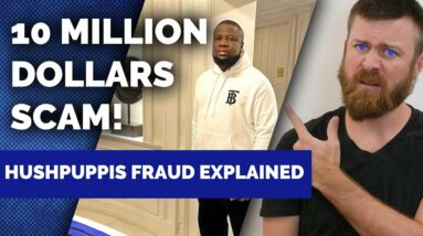 Hushpuppis 'Man In The Middle' Fraud Explained