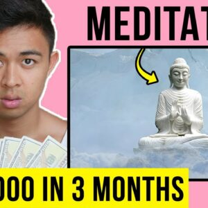 I Meditated Every Day For 4 Hours. Here's What It Did!!