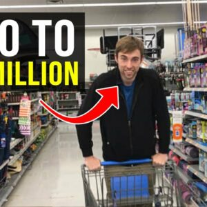 How This 30-year-old Makes Millions Buying From Walmart and Selling on Amazon