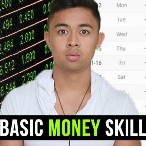 The 5 Basic Money Skills You Need To Know