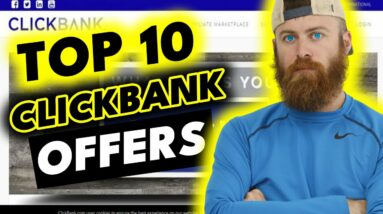 Top 10 Highest Payout Clickbank Offers
