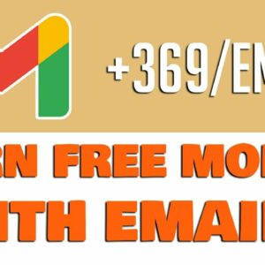 Write Emails And Get Paid $369 Every Day! (Make Money FREE)